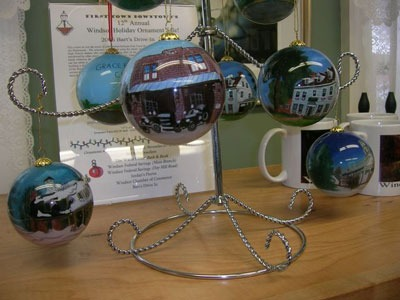 Windsor Christmas Ornaments