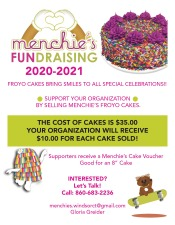 Menchies Fundraising Opportunity