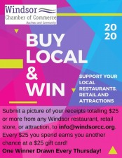 Buy Local and Win!