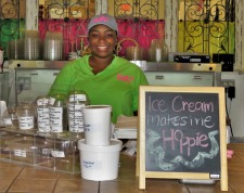 Out & About: Kayla Lilly, Co-owner of Lilly Pad Dairy Bar