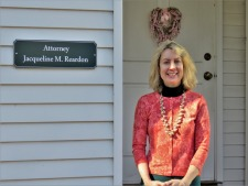 Out and About: Attorney Jacqueline Reardon