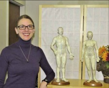 Out and About: Carrie Sawtell, owner of Many Rivers Community Acupuncture