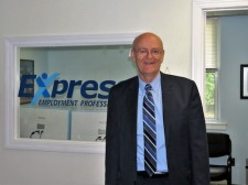 Out and About: Dwight Hahn - Express Employment Professionals