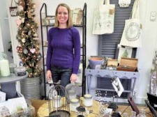 Out and About: Kate Gardiner, owner of Fair Street Crafts