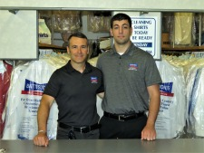 Out and About: Randy Zaino, Owner of Battiston's Cleaners