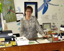 Out and About: Sheila Gasper, Manager of The Blue Dragonfly