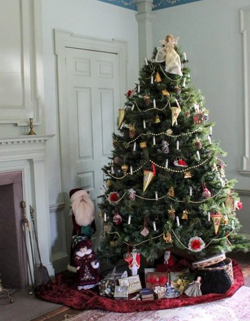 A Victorian Country Christmas