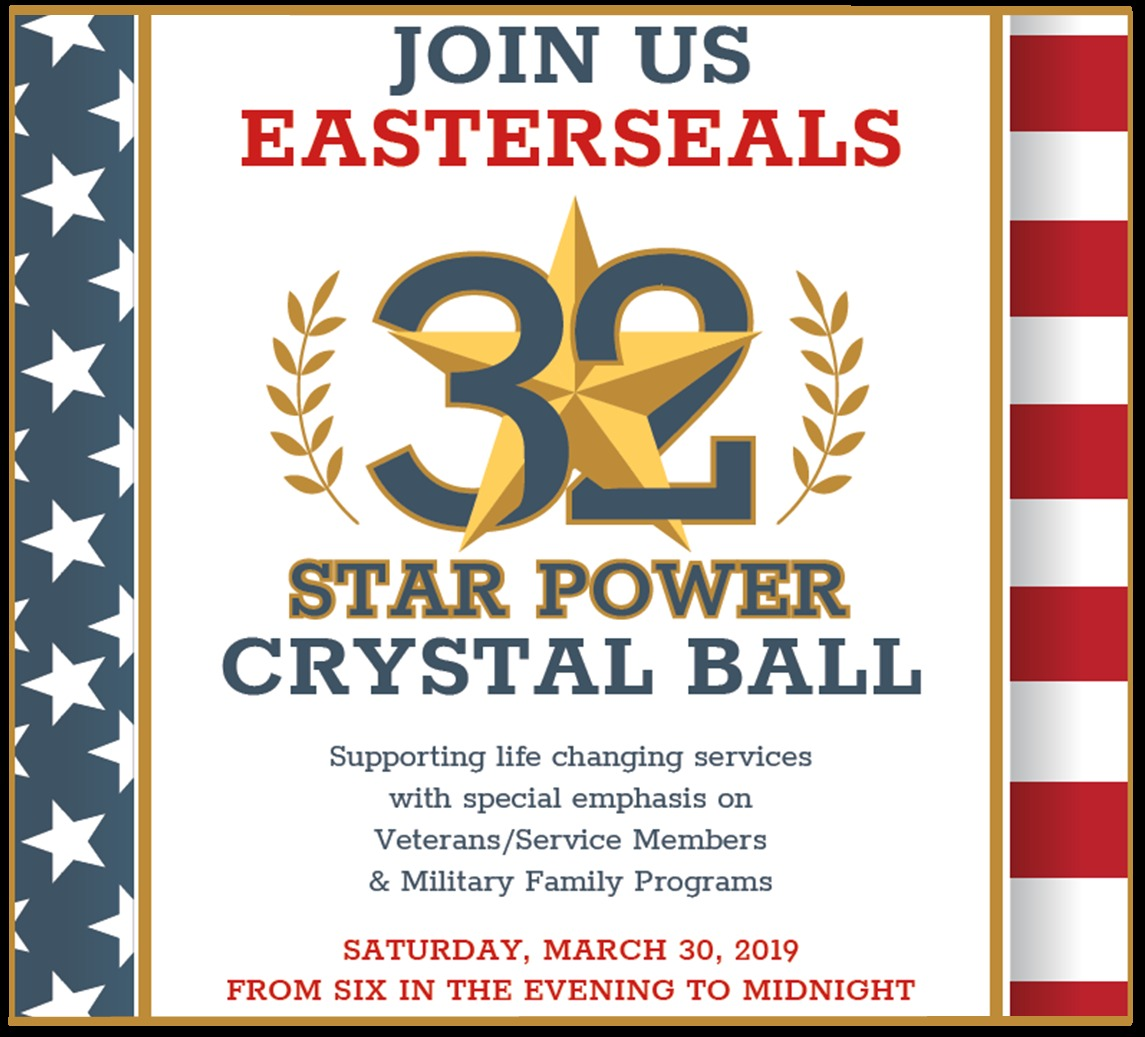 Easterseals Annual Crystal Ball