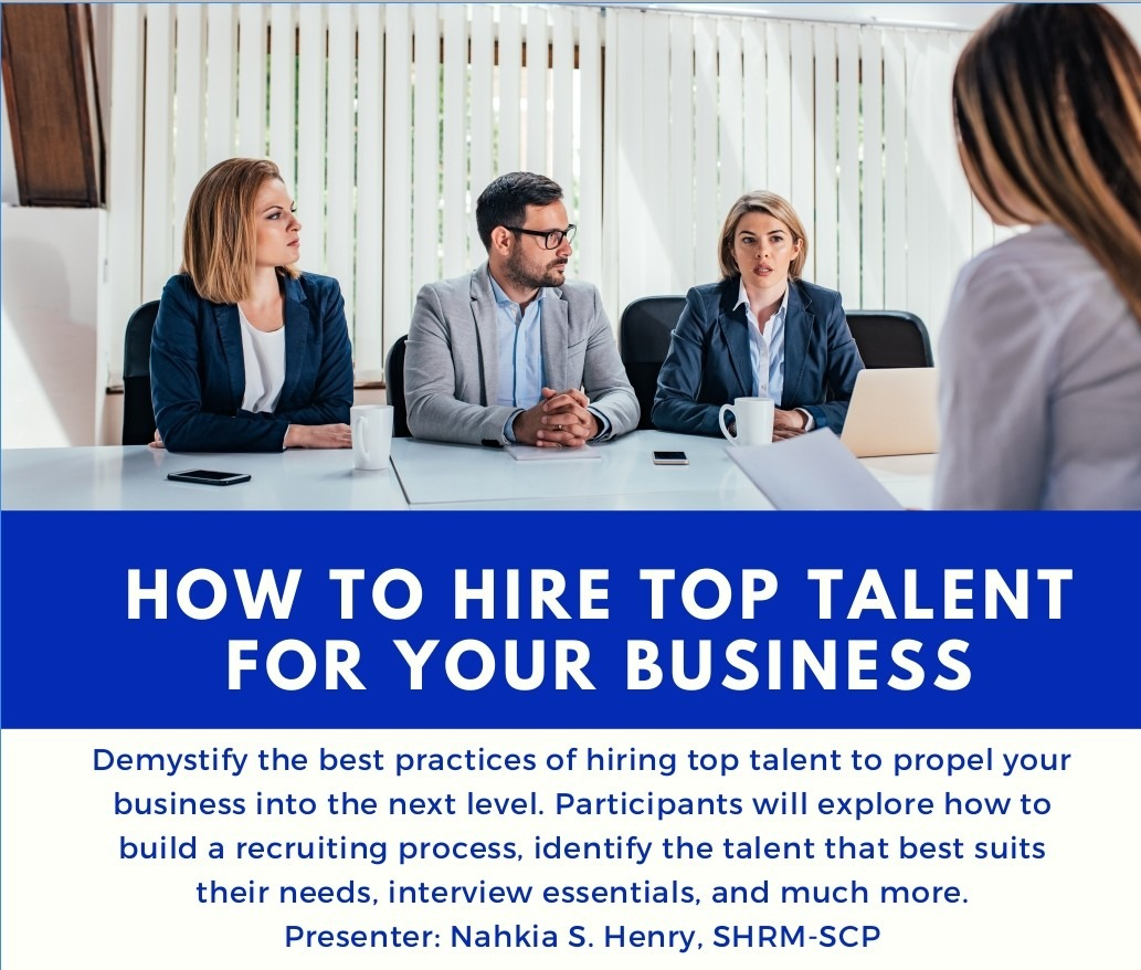 How to Hire Top Talent