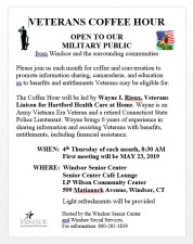 Veterans Coffee Hour