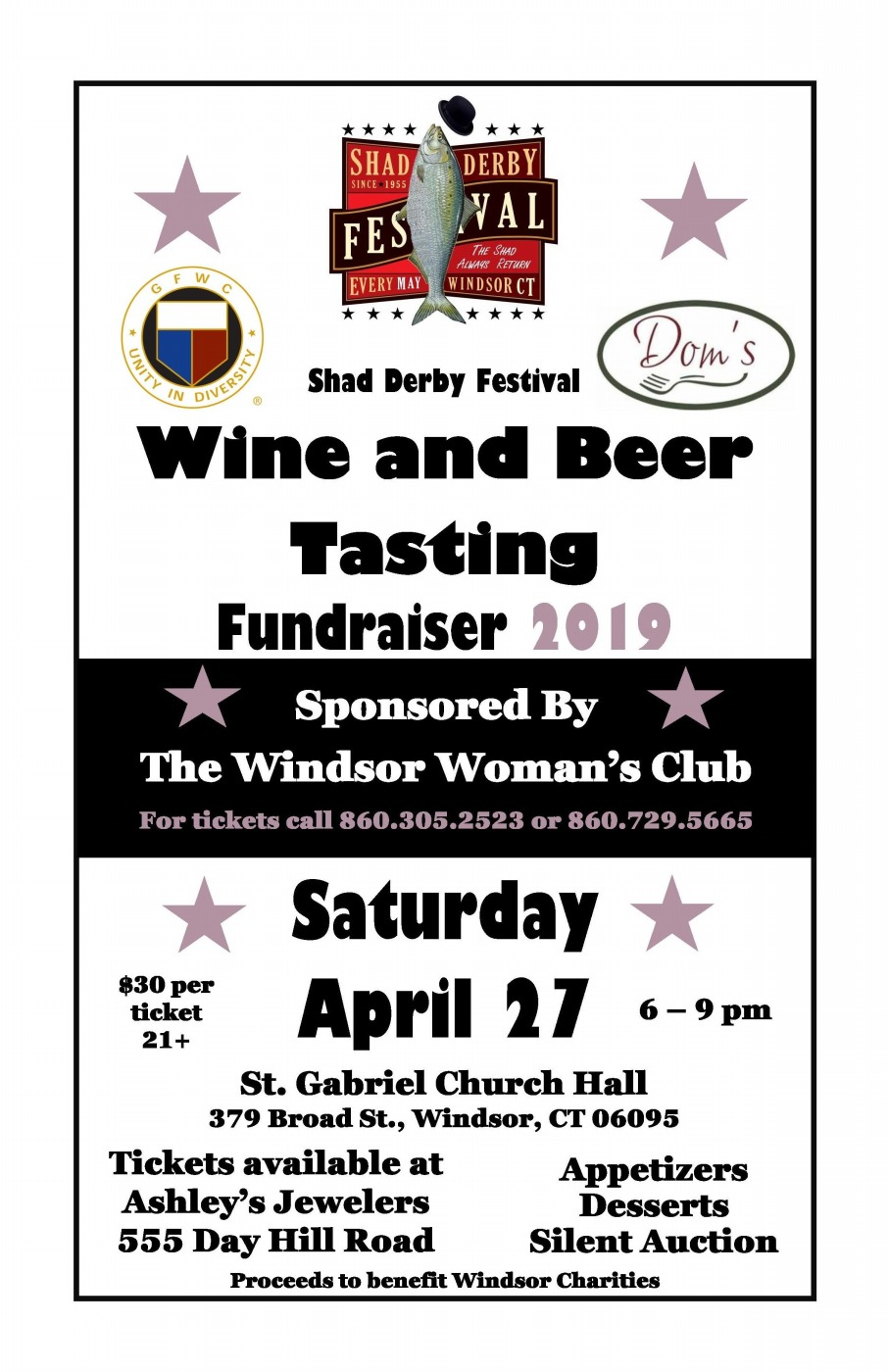 WWC Wine and Beer Tasting/Auction