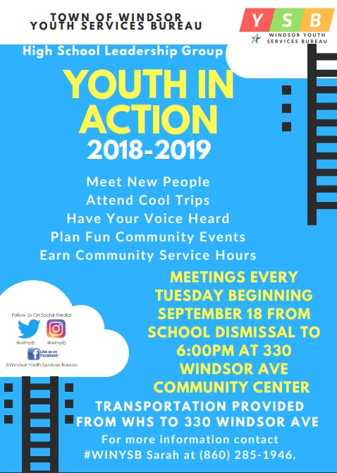 Youth In Action 2018 - 2019